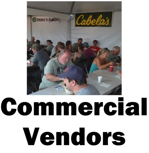 Commercial Vendors at WashJam 2020