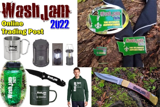 The WashJam 2022 Trading Post is OPEN!